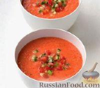 Острый томатный суп-пюре