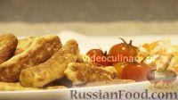 Картофельные палочки, жаренные в топленом масле