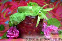 Варенье из лепестков роз и имбиря (на зиму)