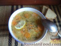 Суп из дробленого гороха