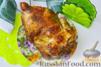 Курица гриль (в духовке)