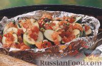 Цуккини, приготовленные на гриле