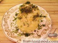 Картофельное пюре с желтком