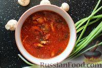 Куриный суп по-азиатски