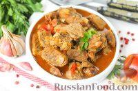 Пиева (узбекский луковый суп)