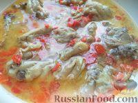 Чахохбили (Кавказское блюдо из курицы или утки)