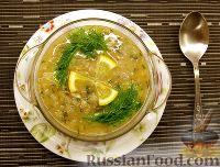 """""""Слёзный"""" суп, богатый репчатым луком"""