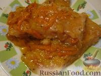Пангасиус в томатном соусе