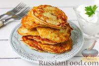 Ирландские картофельные драники (боксти)