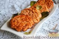 Рыбное суфле с пекинской капустой
