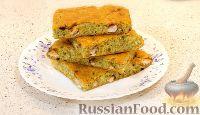 Маринов кекс (закусочный кекс с курицей)