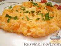Картофельно-морковное пюре