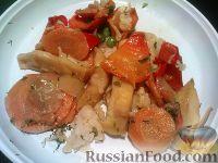 Овощное рагу постное
