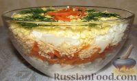 Салат «Бунито» с курицей и морковью по-корейски