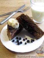 Полезный тост с ягодами (на завтрак)