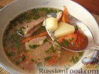 Суп из костей