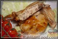 Фаршированная куриная шейка. Гефилте гелзеле