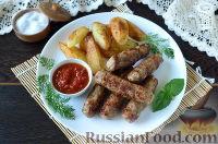 Фрикандели (колбаски без оболочки)