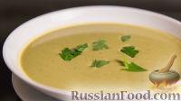 Суп-пюре из щавеля и картофеля