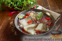 Эскабече (перуанская закуска из рыбы)