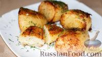 Жареная картошка с румяной корочкой