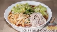 Кукси (корейский холодный суп)