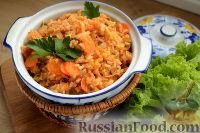 Лаханоризо (капуста с рисом по-гречески)