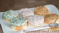 Паштет для бутербродов (три варианта)