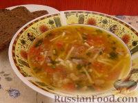 Суп из свиной голяшки