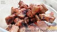 Сочный шашлык из свинины (два маринада для шашлыка)