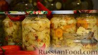 Маринованные кабачки как грибы грузди (на зиму)