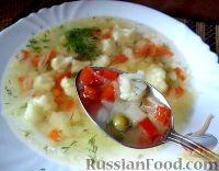 Овощной суп «Стройность»