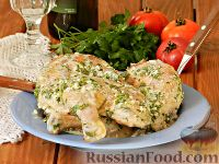 Чкмерули (курица по-грузински)