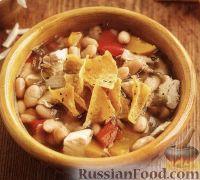 Фасолевый суп в медленноварке