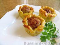 Фрикадельки в картофельном тесте