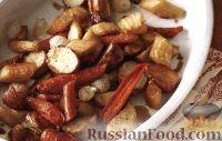 Овощи, приготовленные в медленноварке