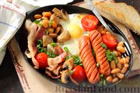 Завтрак в английском стиле