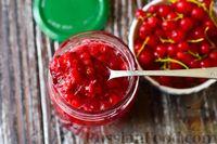 Варенье из красной смородины (на зиму)