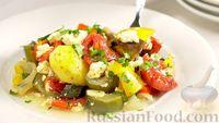 Бриам (греческое рагу из овощей)