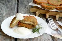 Картофельные драники с творожной начинкой (без яиц)