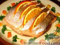 Апельсиновая семга