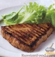 Остро-сладкий тунец