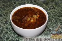 Тат, картофельный суп. Постная модификация