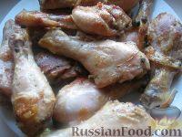 Куриные ножки по-грузински