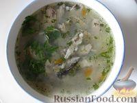 Суп из тюльки