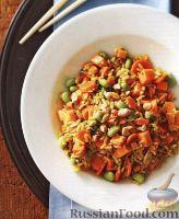 Овощное рагу с рисом (в медленноварке)