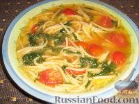 Палермитанский летний суп