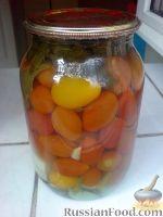 Маринованные сладкие помидоры черри