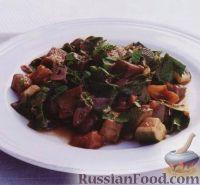 Овощное рагу (рататуй)