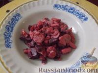 """Овощной салат """"Крестьянка"""""""